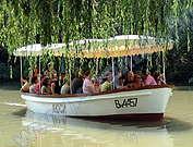 """Туристическa атракция """"Разходка с лодки по река Камчия"""""""