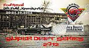 Супер Дрифт Серии 2012 - Финален кръг 5