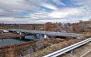 Железопътен мост на км 167+842 (Чая-Катуница)