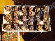 Трюфелите със сирене и шоколад на Бистра